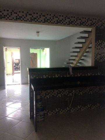 COD 450- Casa Duplex- Bairro Estação, São Pedro da Aldeia - Foto 13