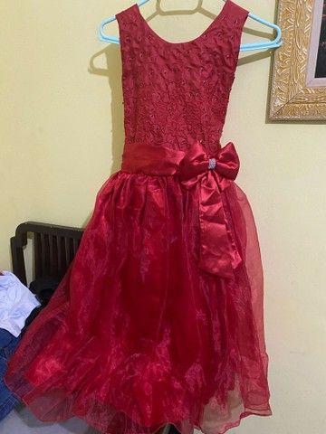 Vende- se vestido festa infantil  - Foto 2
