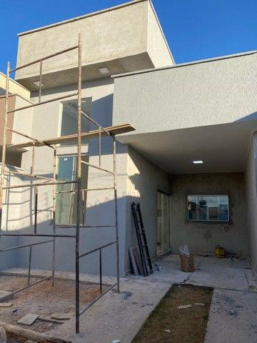 Casa nova 03 quartos Res. Vale do Araguaia em Goiania - Foto 2