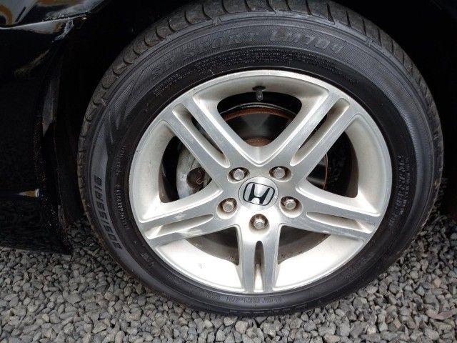 Honda Civic lxl 1.8 cinza 16v flex 4p aut. - Foto 2
