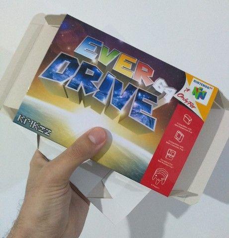 Caixas para Cartuchos de Nintendo 64 - Foto 4