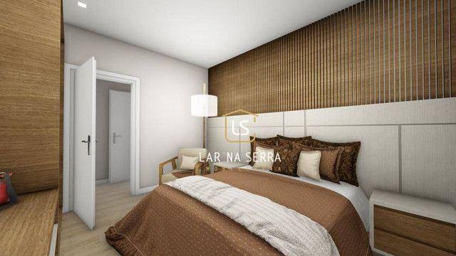 Apartamento com 1 dormitório à venda, 94 m² por R$ 369.600,00 - Centro - Canela/RS - Foto 9