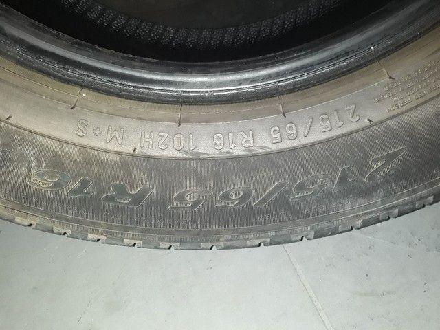 Pneu pirelli scorpions verde 215/65 R16 - Foto 5