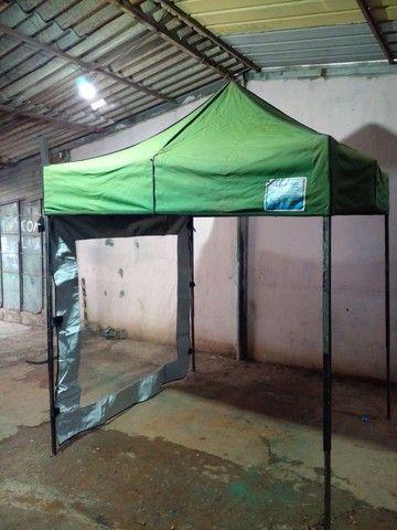 Tenda sanfonada - Foto 2