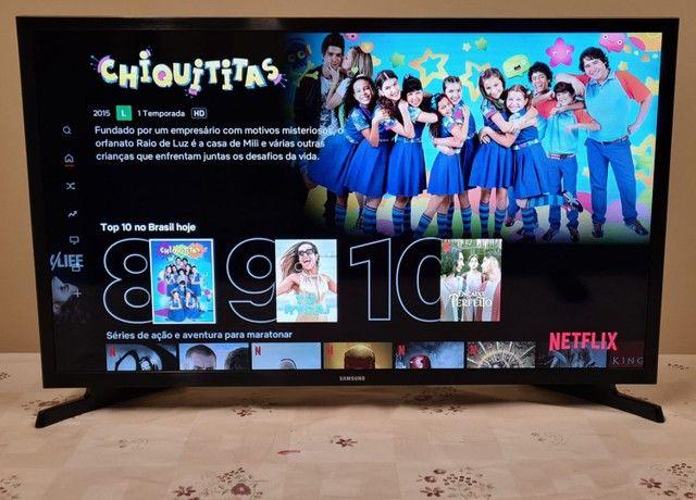 Tv Samsung led full hd smart wi-fii 40 polegada  - Foto 5