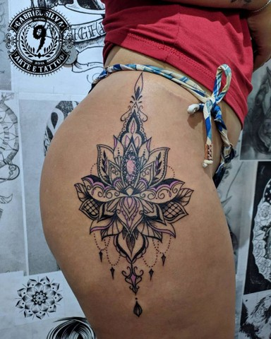 Tatuagem Ornamental Promoção - Foto 4
