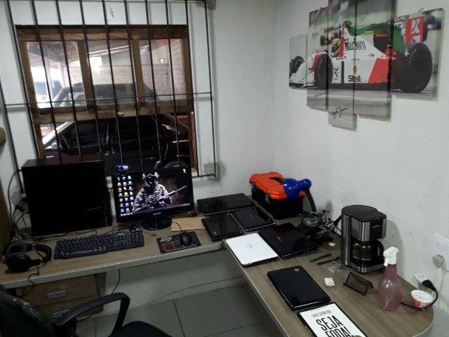 TI Tech Informática (manutenção de notbook e desktop)