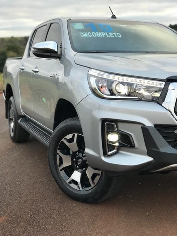 Toyota - Hilux SRX 2.8 2019 - Foto 6