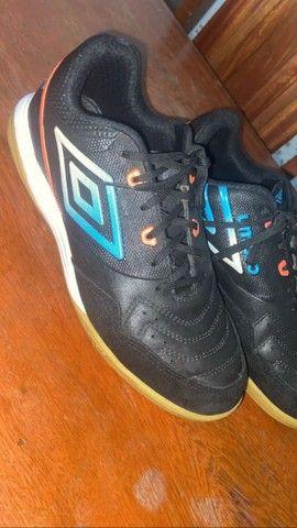 Chuteira Futsal TAM 42 valor negociável