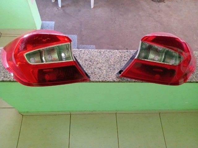 Vendo par de lanternas originais ford ka 2014  - Foto 7