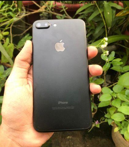 Vendo iPhone 7 Plus 128 giga iPhone tá novo  - Foto 3