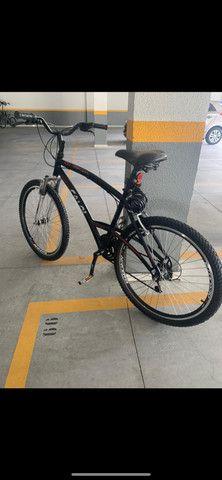 Bicicleta Recém reformada Caloi sport
