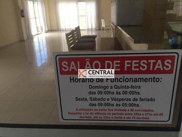 Apartamento com 3 dormitórios para alugar, 72 m² por R$ 1.600,00/mês - Itapuã - Salvador/B - Foto 8