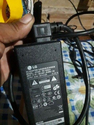 FONTE LG 24V 3.33A ORIGINAL 70REAIS  - Foto 2