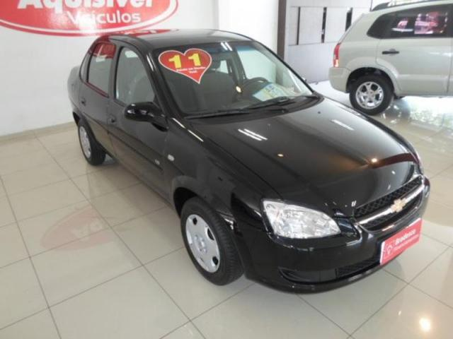 CHEVROLET CLASSIC SEDAN LS 1.0 4P 2011 FLEX