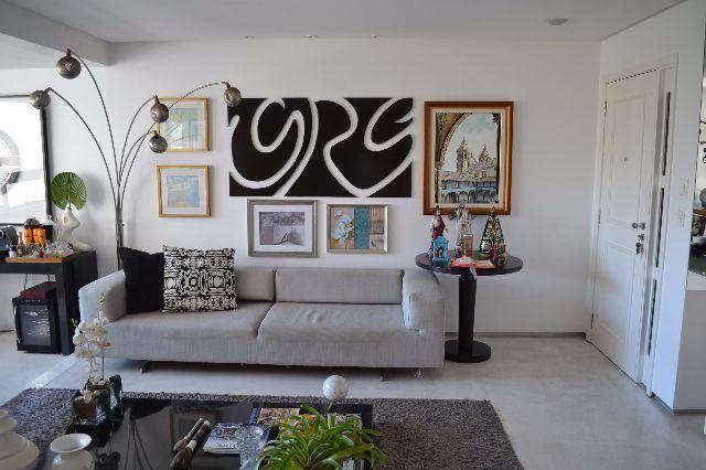 Apartamento de 3 quartos, nascente total - Cidade Jardim