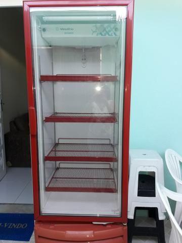 Repositor metalfrio frost free com 4 grade V 220 / freezer V220 valor 200 reais