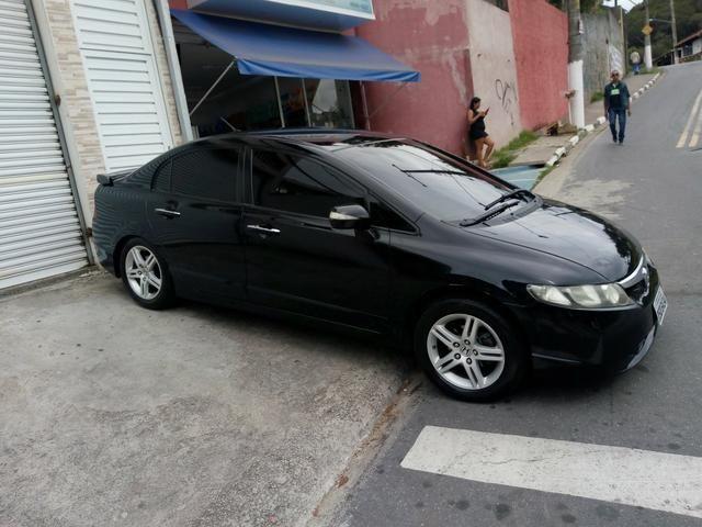 Honda Civic Exs 07