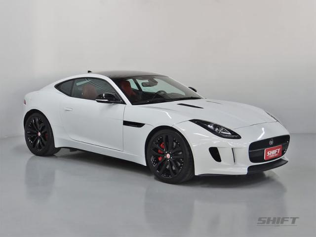 Exceptional JAGUAR F TYPE SUPERCHARGED COUPE 3.0 V6 2015