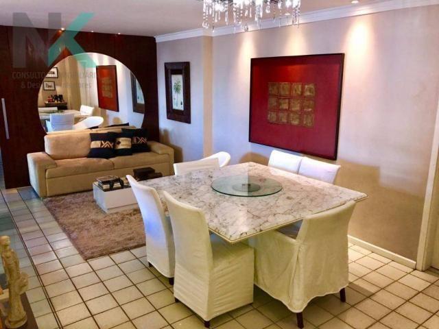 Vendo Apartamento 4 Quartos na Ponta Verde