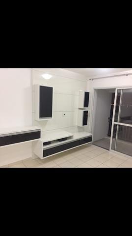 Apartamento no VITTA, móveis embutidos, lado da sombra