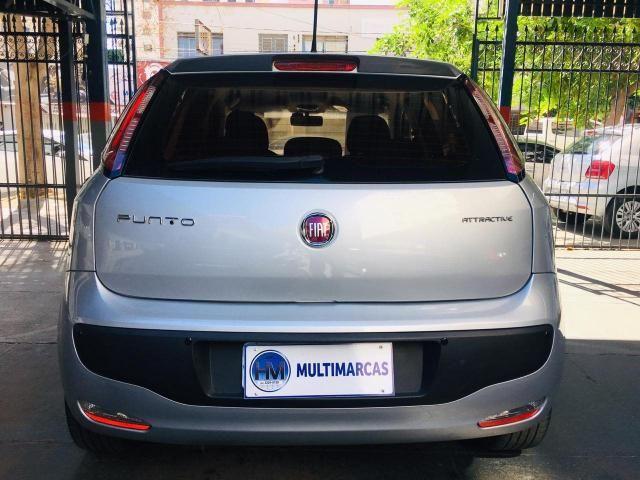 Fiat punto 2015/2016 1.4 attractive 8v flex 4p manual - Foto 10