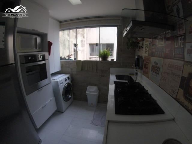 Belíssimo apartamento - Resid. Valparaíso I, 02 Quartos, Armários modulados e Rebaixamento - Foto 9
