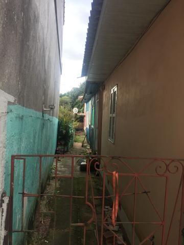 Vendo terreno 6.80 x 44 c/02 casa na bom Jesus próximo à avenida Protásio Alves - Foto 3