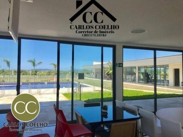 CMG Cód:23- Terreno Condominio Terras Alphaville - Peró - Cabo Frio - Foto 10