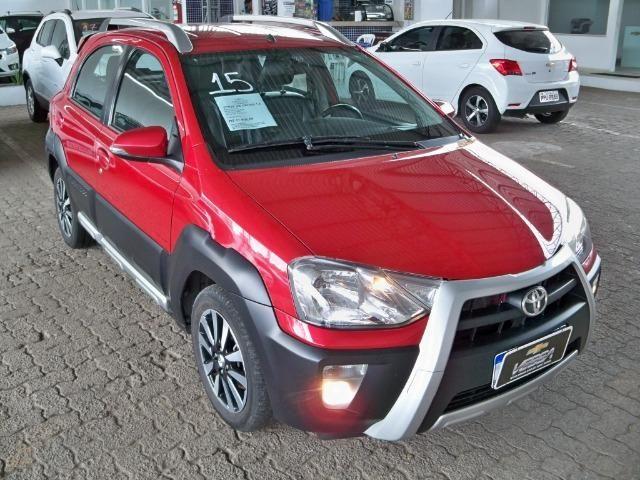 Toyota etios hb cross 1.5 2014/15 - Foto 3