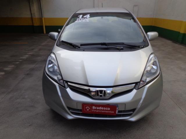Honda Fit 1.5 EX Automático Completo + GNV Injetado de 5° Geração ! Top de Linha ! - Foto 3