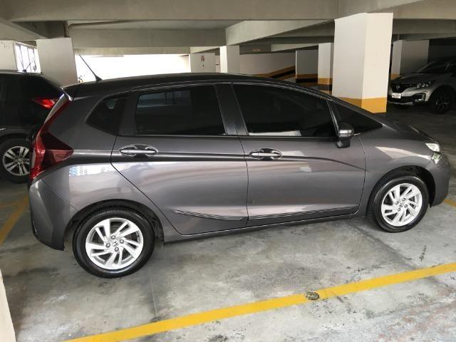 Honda Fit lx cvt 1.5 - 2014/2015, único dono e em ótimo estado - Foto 2