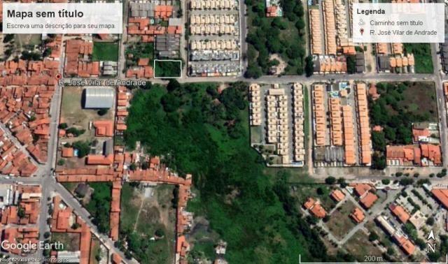 Terreno à venda, 1.200 m² por r$ 380.000 - sapiranga - fortaleza/ce