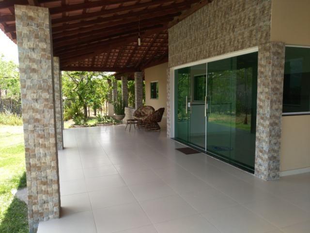 Fazenda com 140 hectares, linda casa, potencial para agropecuária e indústria de britagem