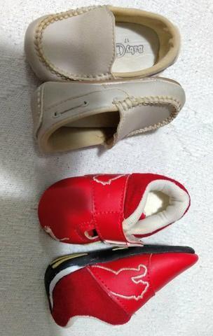 Sapatos para bebê - menino - Foto 5