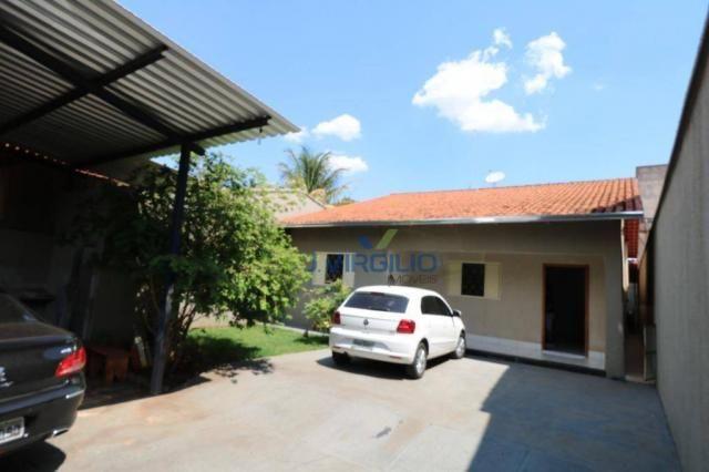 Casa com 3 dormitórios à venda, 125 m² por r$ 290.000,00 - residencial recanto do bosque - - Foto 4