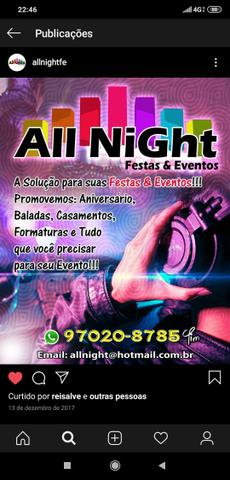 ALL Night Festas & Eventos