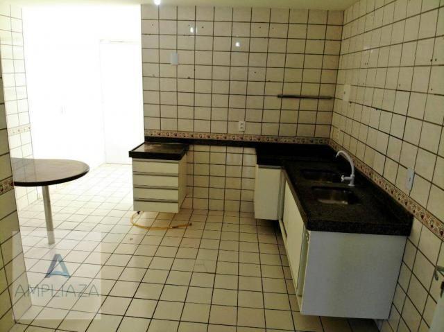 Apartamento com 3 dormitórios à venda, 128 m² por r$ 480.000 - de lourdes - fortaleza/ce - Foto 12