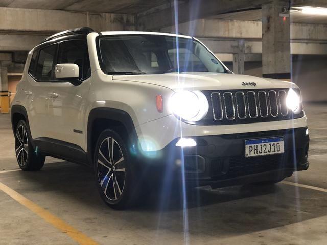 Vendo JEEP RENEGADE SPORT - Carro top Impecável
