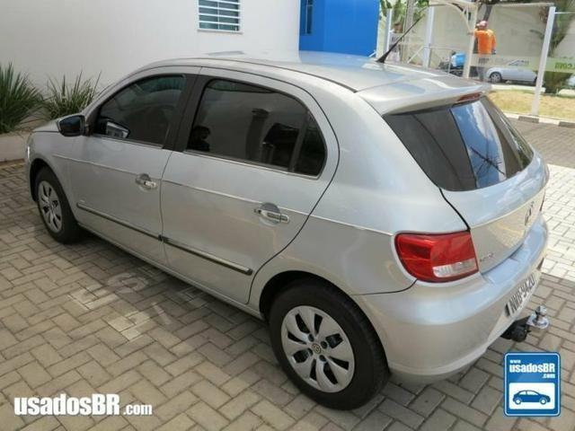 Volkswagen gol G5 trend 1.0 prata 2011 - Foto 5