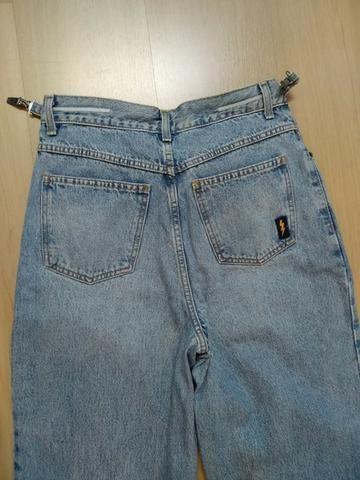 Calça Zoomp Mom Jeans tam 42 - Foto 2