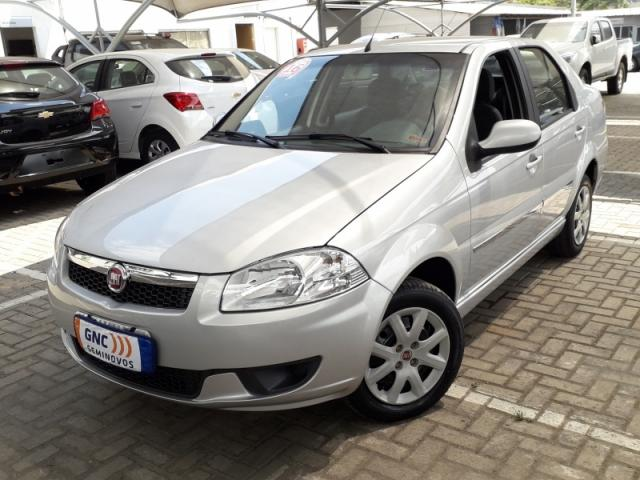 FIAT SIENA 1.4 MPI EL 8V FLEX 4P MANUAL.