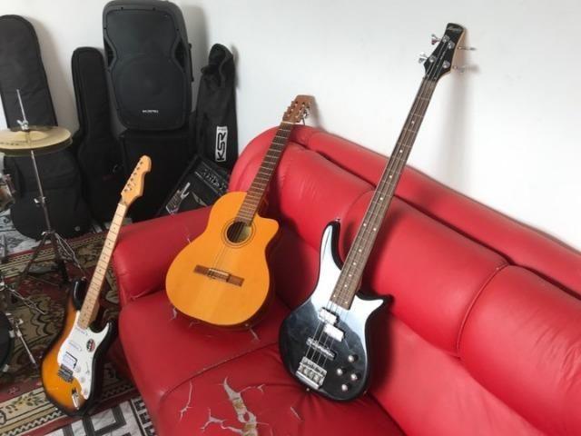 Sala de musica com aparelhos para alugar - Foto 6