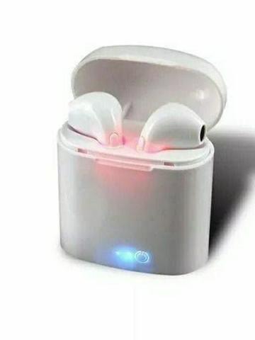 Fone de ouvido I8S sem fio e Bluetooth - Foto 3