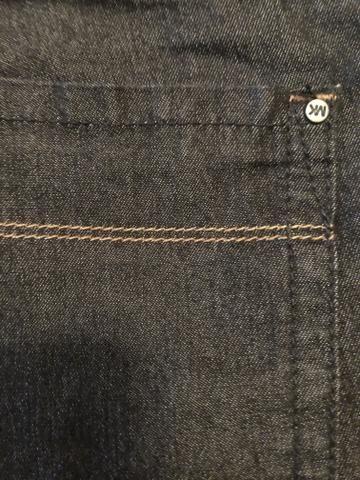 Calça jeans Makenji tamanho 46 - Foto 2