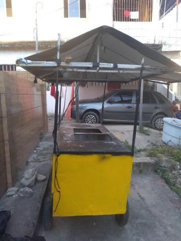 Barraca de vender salgados moro em (Gaibu) - Foto 3