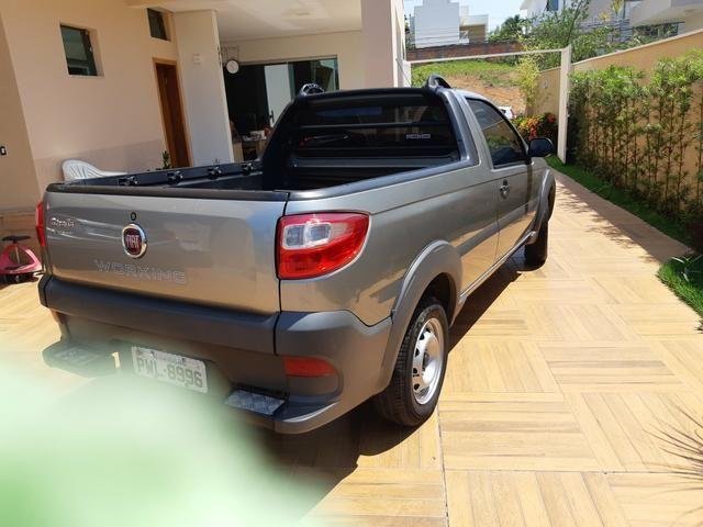 Oportunidade Fiat Strada - Semi nova - 2015/2016 - Foto 2