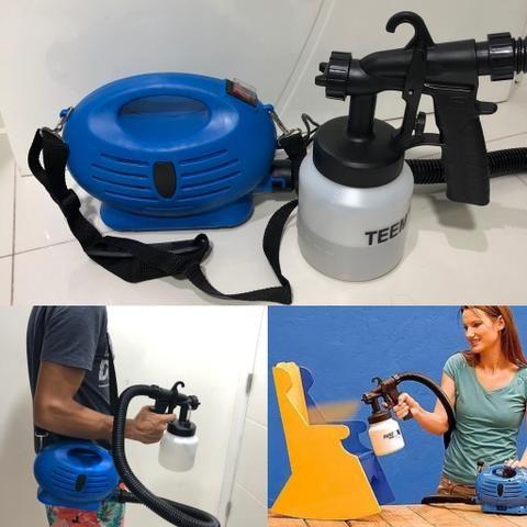 Pistola de pintura NOVA 650W Compressor