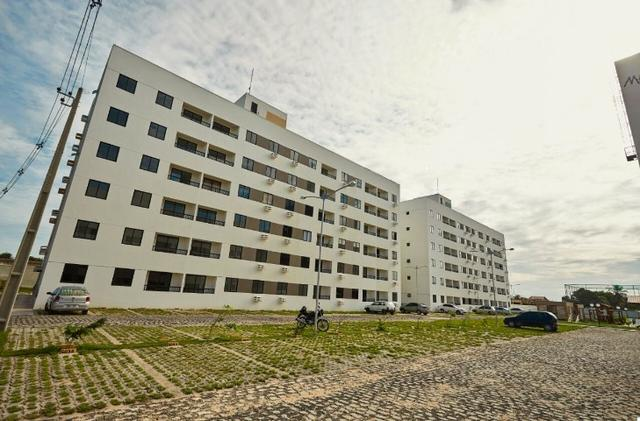 2 ou 3Dorm| 54 a 67m²| Melhor Residencial de Parnamirim| Financie pelo MCMV com Facilidade - Foto 6