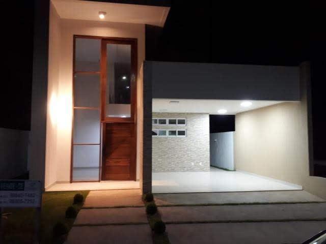 Casa - Ecoville 1 - 170m² - 3 suítes - 2 vagas -SN
